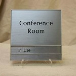 Directory sign, office sign, door signs, room directory sign